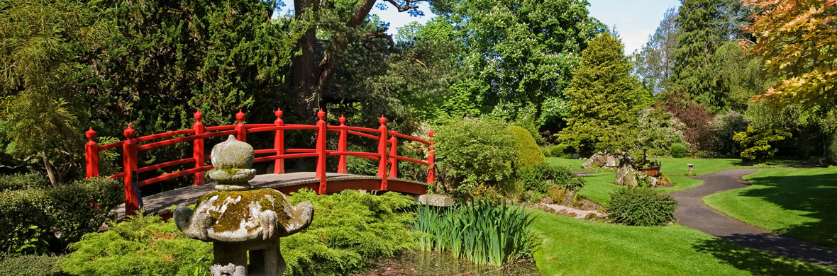 Japanese Gardens, county Kildare