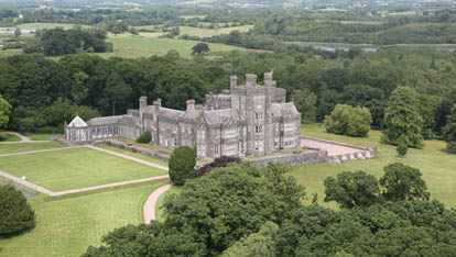 Crom Castle and estate, County Fermanagh