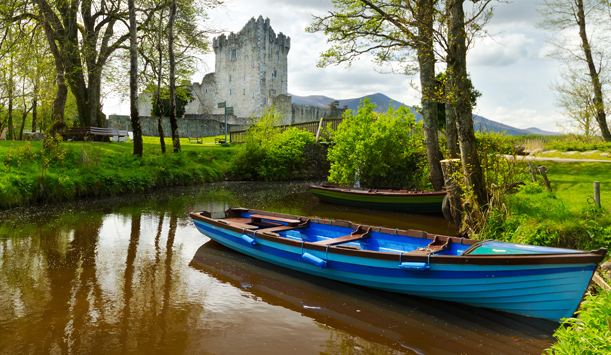 Ross Castle, County Kerry