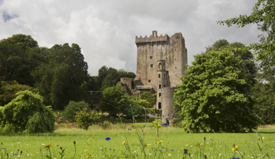 8. Blarney Castle, Grafschaft Cork