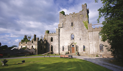 9. Leap Castle in county Offaly
