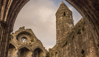 4. Rock of Cashel, comté de Tipperary