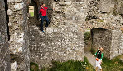 2. Rock of Dunamase, Grafschaft Laois