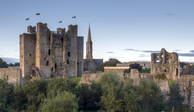 6. Trim Castle, Grafschaft Meath