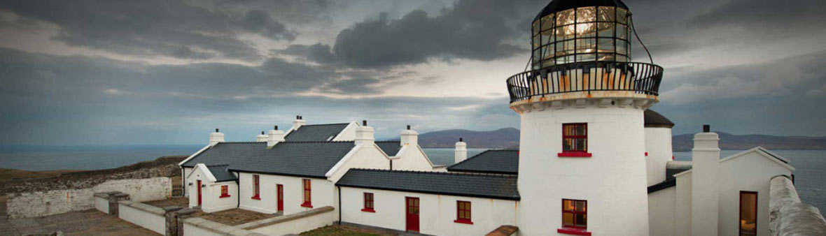 Clare Island Lighthouse – County Mayo