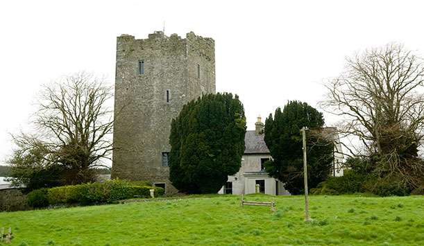Clomantagh Castle, County Kilkenny