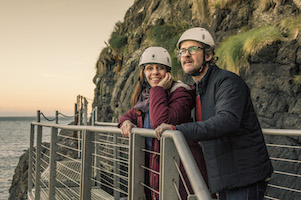 Discover The Gobbins Cliff Path