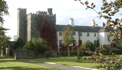 1. Barberstown Castle in county Kildare