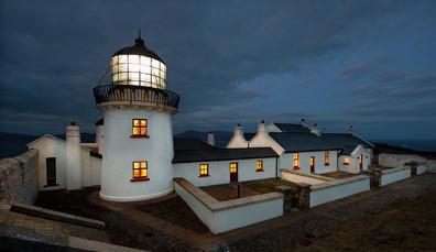 8. Clare Island Lighthouse, County Mayo