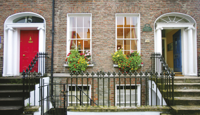 4. The Merchant's House in county Londonderry
