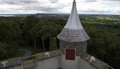 8. Helen's Tower in county Down