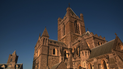 Christchurch Cathedral, Dublin city
