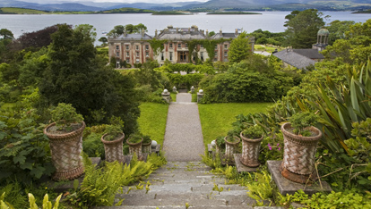 Bantry House, County Cork