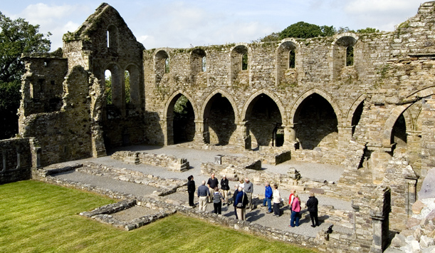 Jerpoint Abbey, County Kilkenny
