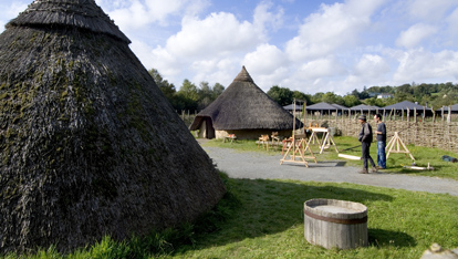 Irish National Heritage Park, County Wexford