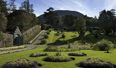 Ireland's walled gardens