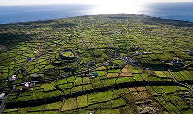 The Aran Islands are a must see