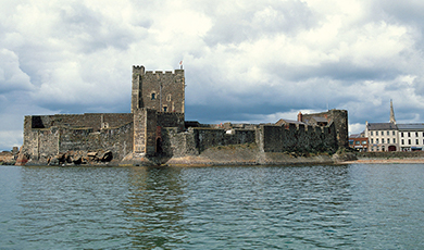 Carrickfergus gets Tourism Attraction award!