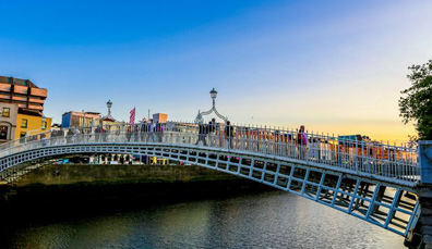 Condé Nast loves Dublin