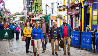 National Geographic Traveler loves Galway!
