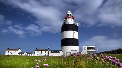 Ireland's lighthouses leading the way