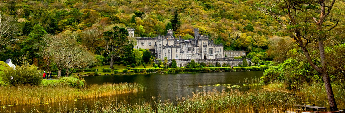 Kylemore Abbey, Grafschaft Galway