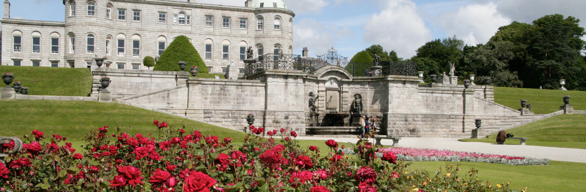 Powerscourt, Condado de Wicklow
