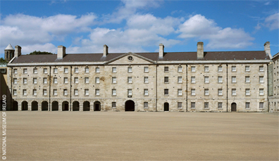 4. National Museum of Ireland – Decorative Arts, Dublin