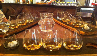 10. Irish Whiskey Museum, Dublino