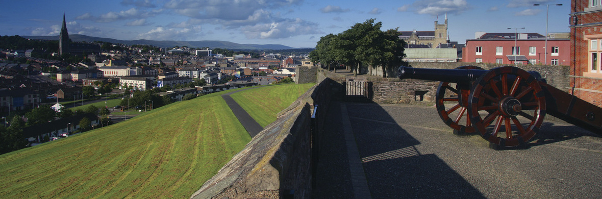 Derry~Londonderry city