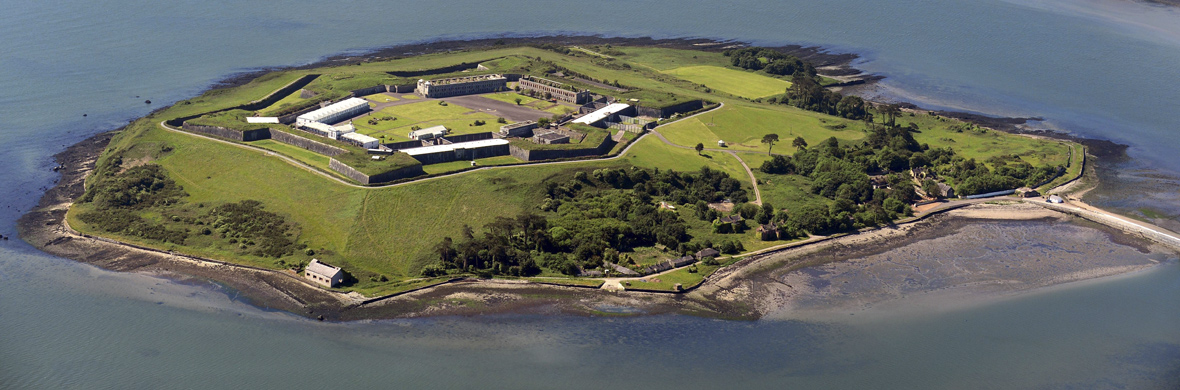 Spike Island, Grafschaft Cork
