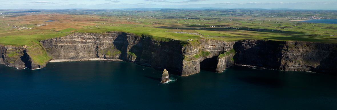 Die Cliffs of Moher, Grafschaft Clare