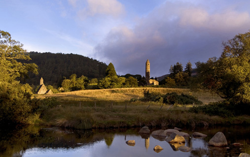 Glendalough, County Wicklow