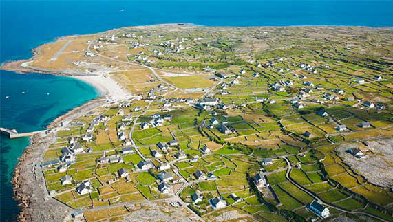 Inisheer (Inis Oirr), Aran Islands