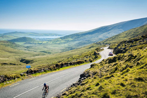 Experience Ireland by bike