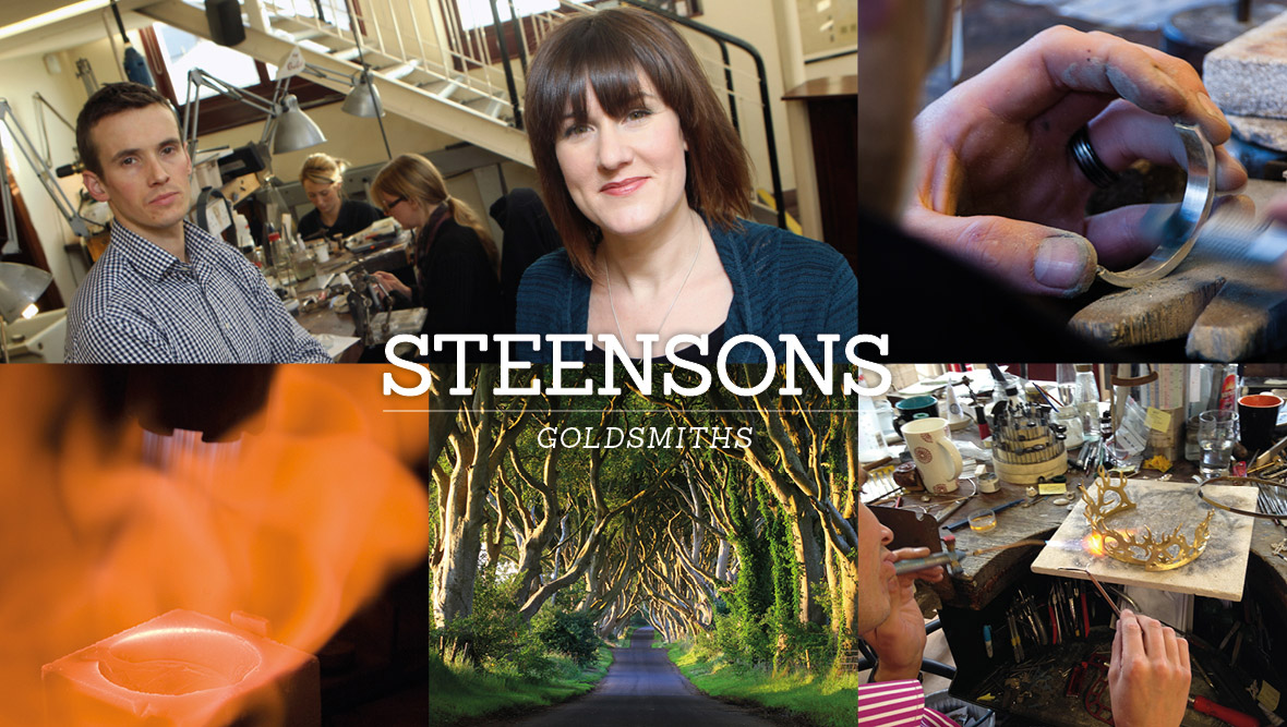 Steensons, Goldsmiths