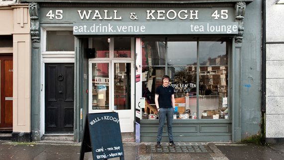 Wall & Keogh, Richmond Street, Dublin