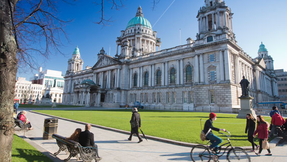 Belfast City Hall, Belfast