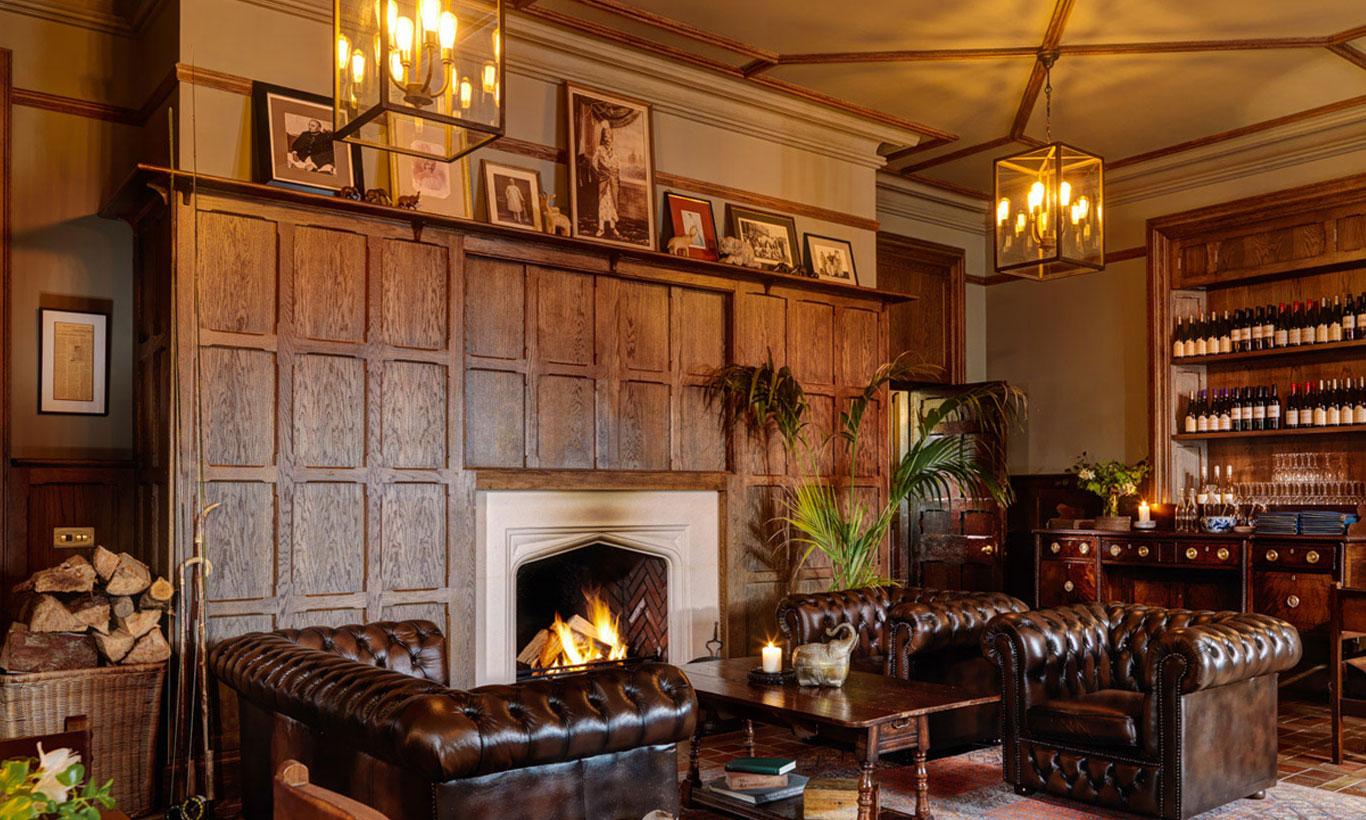 6 Chimeneas Acogedoras En Irlanda Ireland Com # Muebles Pub Irlandes