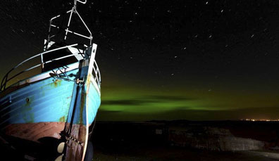 Chasing Ireland's Northern Lights