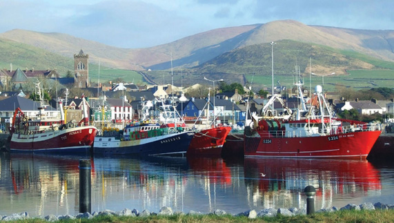Dingle in County Kerry