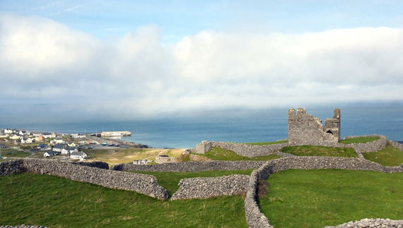 The Aran Islands, County Galway