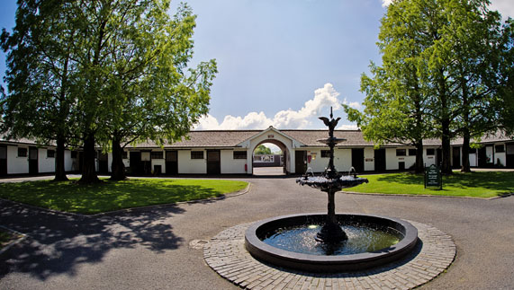 Sun Chariot Yard, Irish National Stud, County Kildare