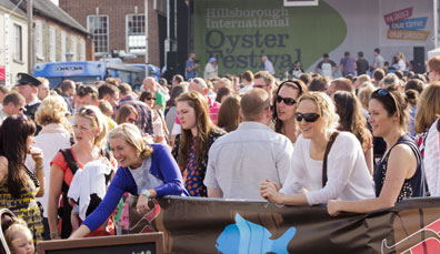 Hillsborough Oyster Festival, september