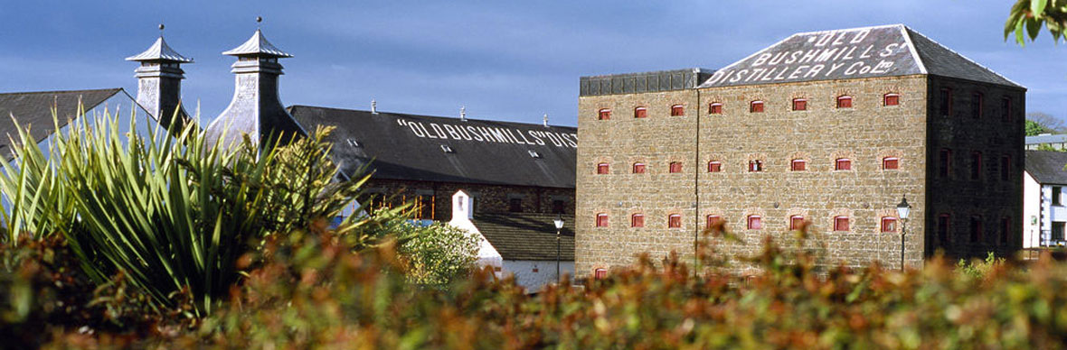 The Bushmills Distillery, County Antrim