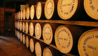 Irlande : sur la route du whiskey