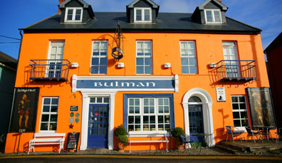 8. Zeerover spelen: The Bulman Bar, county Cork