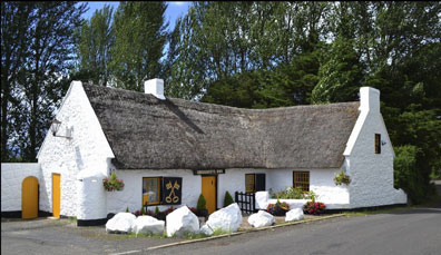 1. Traditionelle Musik: The Crosskeys Inn, Antrim