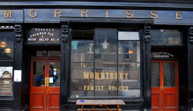 6. Time travel: Morrissey's Pub, County Laois