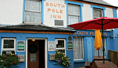 2. Epic adventuring: The South Pole Inn, County Kerry
